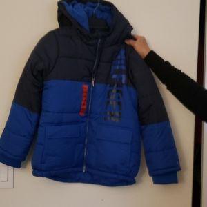 NWT Tommy Hilfiger Puffer Boy Jacket